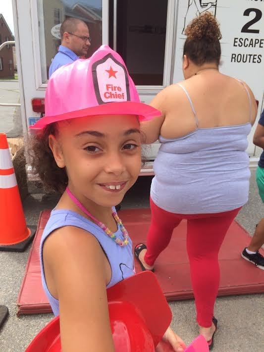LZ firegirl