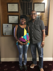 Ruth completed the FSS Program in 2018. While enrolled in the program, Ruth completed financial literacy training, obtained a Phlebotomy Certification, and purchased a new home with her husband Joel.